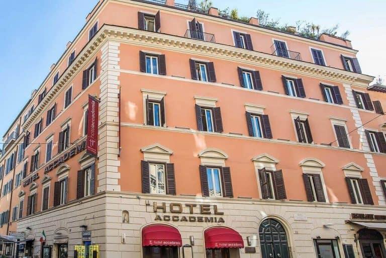 מלון אקדמיה ברומא