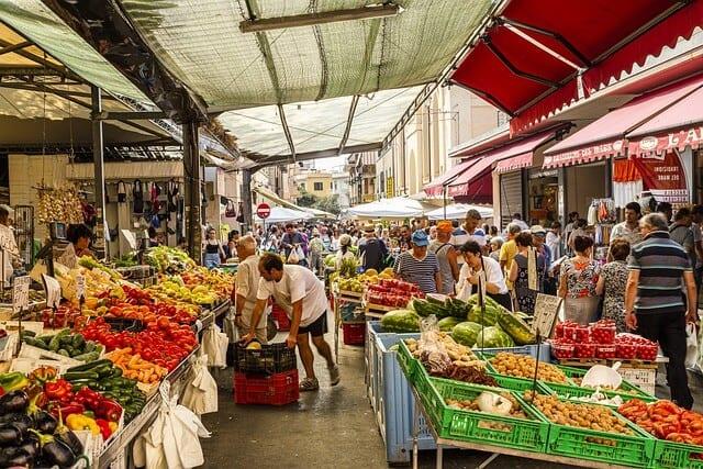 שוק ברומא