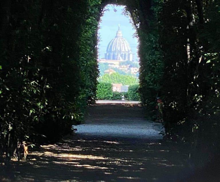 פארק התפוזים ברומא