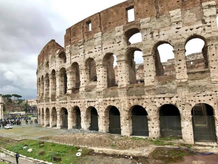 רומא במרץ